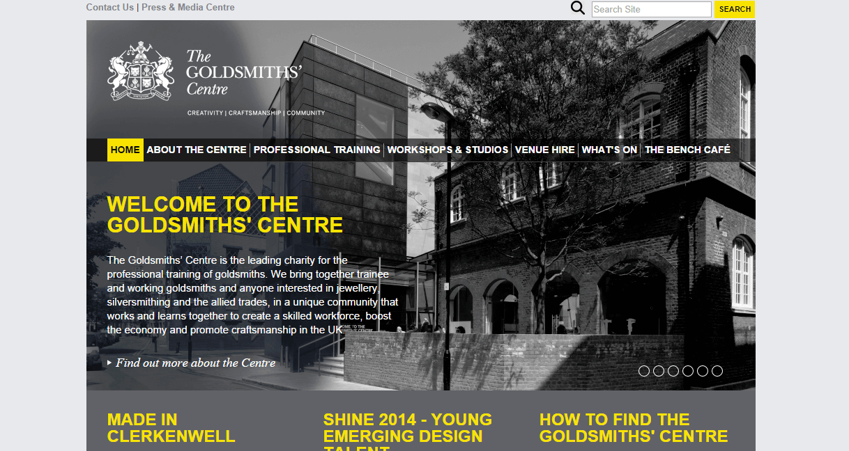 The Goldsmiths' Centre